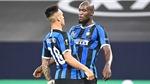 Bảng xếp hạng bóng đá Ý vòng 25: Inter xây chắc ngôi đầu
