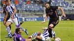 Video clip bàn thắng trận Inter vs Real Madrid