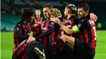 Video clip bàn thắng trậnCeltic 1-3Milan: Ibrahimovic im lặng, Milan vẫn thắng dễ