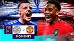 Lịch thi đấu bùNgoại hạng Anh: MU vs Leicester City, Chelsea vs Arsenal