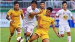 Bảng xếp hạng V-League 2021. BXH bóng đá Việt Nam mới nhất vòng 3