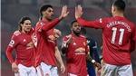 Kết quả bóng đá Ngoại hạng Anh vòng 37: MU vs Fulham