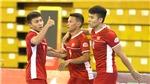 Báo Séc ca ngợi tuyển Futsal Việt Nam