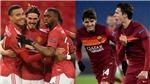 Trực tiếp Roma vs MU. K+, K+PM bóng đátrực tiếp bán kết cúp C2 hôm nay