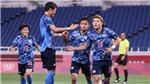 Trực tiếp bóng đá nam U23 Nhật Bản vs New Zealand, Olympic 2021 (16h hôm nay, VTV5 TNB)