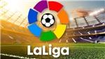 Bảng xếp hạng bóng đá Tây ban Nha. Lịch thi đấu,kết quả bóng đá La Liga hôm nay