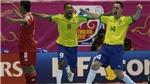 VTV6 TRỰC TIẾP bóng đá Ma-rốc vs Brazil, Futsal World Cup 2021 (20h00, 26/9)