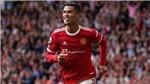 Đội hình chính thức West Ham vs MU: Ronaldo đá chính. Sancho dự bị