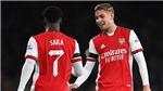 TRỰC TIẾP bóng đá Arsenal vs Crystal Palace, bóng đá Anh (02h00, 19/10)
