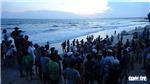Tìm thấy thi thể hai trong bốn du khách mất tích khi tắm biển tại Bình Thuận