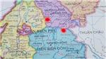 Động đất 4,0 độ richter trên địa bàn tỉnh Điện Biên