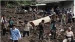 Sạt lở đất tại Indonesia, hàng chục người thiệt mạng