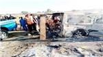 Nigeria: Xe khách đối đầu xe tải, hàng chục người thiệt mạng