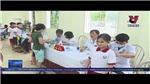 Gần 2.000 học sinh đã được khám sức khỏe gần khu vực cháy công ty Rạng Đông