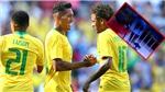 Video: Mẹ tuyển thủ Brazil dự World Cup bị bắt cóc ngay trước cửa nhà