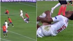 Sergio Ramos bị chỉ trích vì chơi xấu, dẫm lên chân Raheem Sterling
