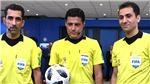 Malaysia vui mừng khi tổ trọng tài World Cup bắt trận chung kết AFF Cup