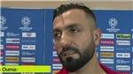 Hậu vệ Lebanon: 'Đáng ra chúng tôi phải ghi được 6 hoặc 7 bàn thắng'
