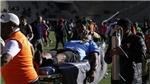 Trọng tài ngã quỵ rồi qua đời trên sân bóng cao nhất thế giới