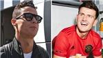 Ronaldo bức xúc vì MU mua Maguire với giá kỷ lục