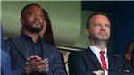 Tin bóng đá MU 22/10: Evra xác nhận trở lại MU. Quỷ đỏ đón James Maddison vào tháng Giêng