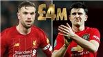 Đội trưởng Liverpool, MU... âm thầm góp tiền từ thiện chống Covid-19, gây quỹ 'khủng'
