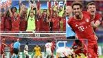 Khoảnh khắc Martinez ghi 'bàn thắng vàng' ở hiệp phụ, Bayern giành Siêu cúp châu Âu