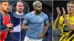 Chỉ Mbappe hoặc Haaland mới có thể thay thế Aguero ở Man City