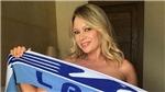 Nữ diễn viên hứa khỏa thân nếu Lazio đánh bại AS Roma