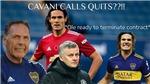 Tin bóng đá MU 9/3: Bruno Fernandes đấu giá kỷ vật trong trận thắng Man City. Cavani rời MU