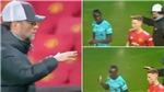 MU 2-4 Liverpool: Sadio Mane từ chối bắt tay ăn mừng với HLV Klopp