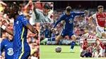 Bóng đá hôm nay 2/8: Arsenal thua Chelsea, PSG mất cúp. MU giành Saul với Liverpool