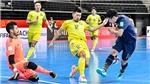 Kết quả bóng đá Futsal World Cup 2021: Thái Lan thua đậm 0-7, Nhật Bản bị Brazil loại