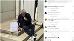 Bị cấm vào phòng thay đồ, Mourinho ngồi ăn ở lề đường