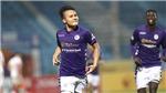 Bóng đá Việt Nam hôm nay: Hải Phòng đấu Hà Nội trên sân không khán giả