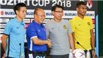HLV Park chỉ ra lợi thế của tuyển Việt Nam so với Malaysia