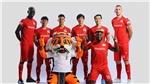 Bóng đá Việt Nam hôm nay: HAGL có linh vật là chú Hổ. Hà Nội tổn thất lực lượng trước Siêu Cup
