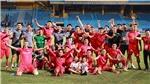 Quảng Nam thắng tranh cãi SLNA