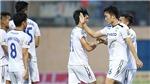 Bóng đá Việt Nam hôm nay:Xuân Trường và đồng đội HAGL tích cực tập luyện