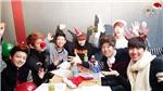 Vừa buồn cười vừa thương trước giáng sinh đầu tiên của BTS