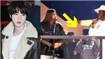 ARMY phẫn nộ với ảnh BTS bị đối xử như vũ công nhảy nền ở Grammy