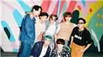 BTS giành 3 giải Soribada, V khoe tóc mới cực lãng tử