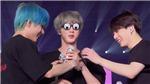 Học trò BTS quậy tanh bành, thầy giáo Jin còn cao tay hơn