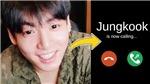 Jungkook BTS có thể video call bất ngờ cho ARMY trên Weverse