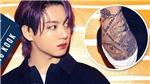 Giải mã 5 hình xăm mãnh liệt mới tinh của Jungkook BTS