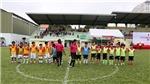 Bóng đá thiếu nhi sôi động cùng 'Thách thức Lotteria Cup 2018' tại TP. HCM