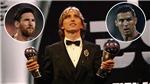 NGHI VẤN: Ronaldo và Messi bỏ Gala The Best vì biết trước kết quả?