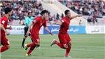 Xem lại 2 trận đấu bất phân thắng bại giữa Việt Nam vs Jordan