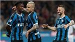 Hạ màn bóng đá Ý: Inter thoát hiểm để dự Cúp C1, Milan ngậm ngùi dự Cúp C2