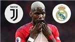 CHUYỂN NHƯỢNG Real 26/6: Pogba thích Juve hơn Real. Zidane mua sao trẻ Ajax